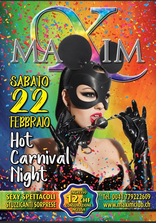 Hot Carnival Night